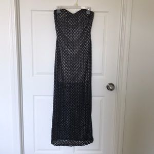 Black Windsor Dress
